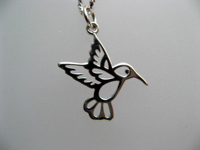 hummingbird amulet