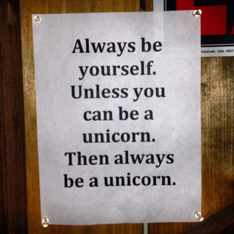Unicornnnnn hornzz