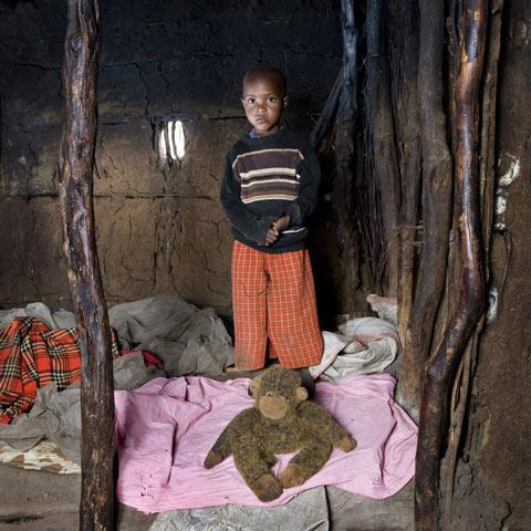 Tangawizi – Keekorok, Kenya